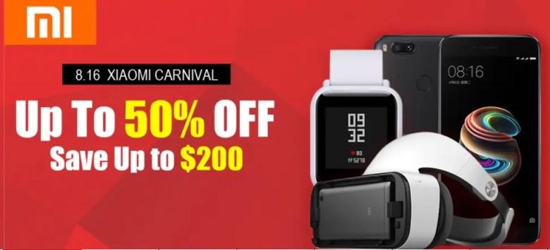 Xiaomi Brand Carnival