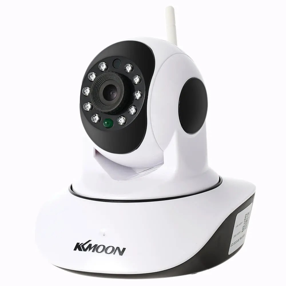 KKmoon Wireless IP Camera