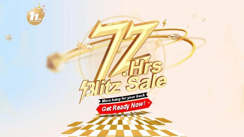 Banggood Blitz Sale