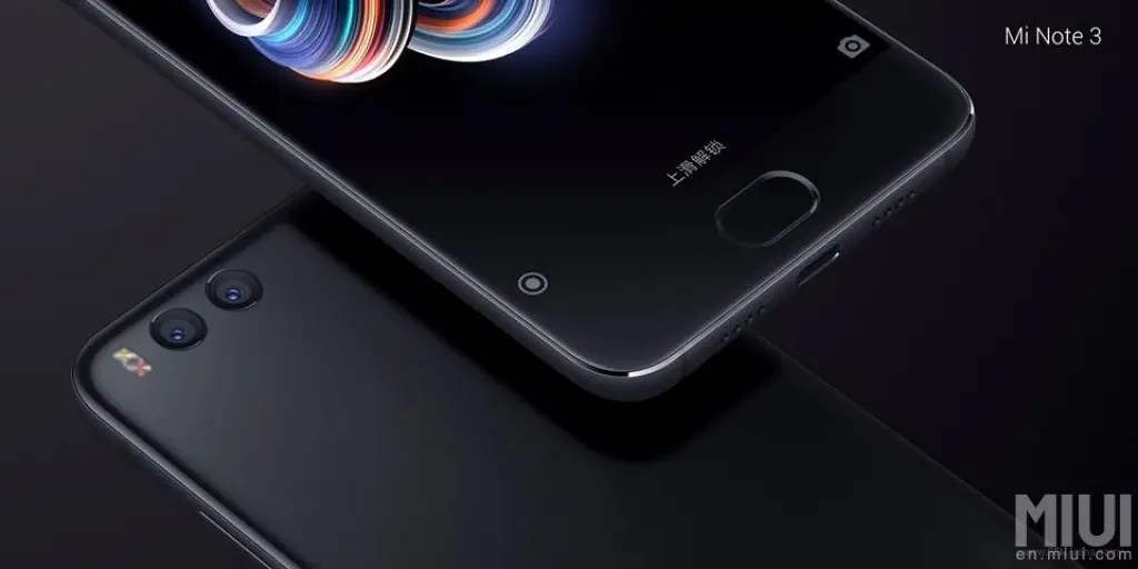 Xiaomi Mi Note 3: με 6GB+64GB σε ακόμα πιο χαμηλή τιμή, 234€ τώρα!