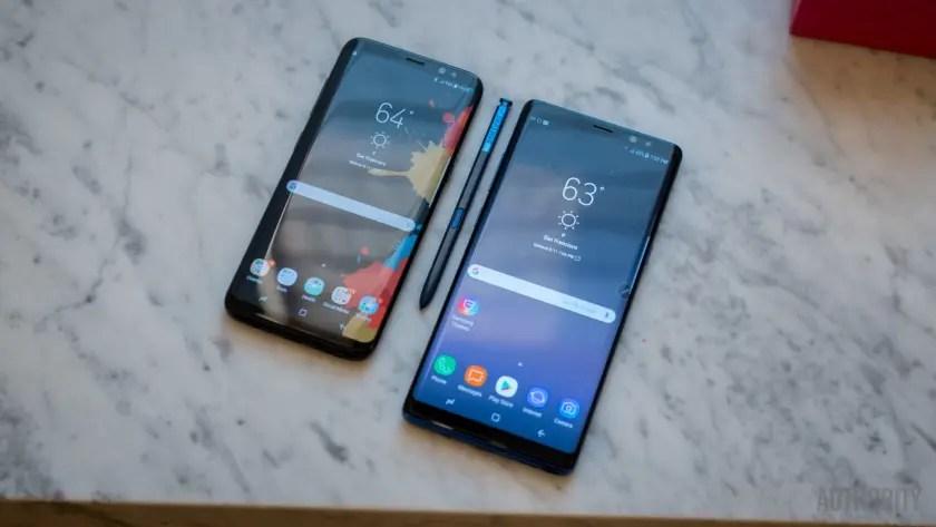Samsung: έφτασε το μερίδιο της Apple στην αμερικανική αγορά