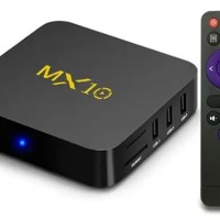 MX10: ένα από τα πιο ισχυρά TV Box στα 40€, σε 2 εργάσιμες!!