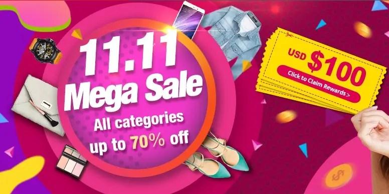 super sales 11.11