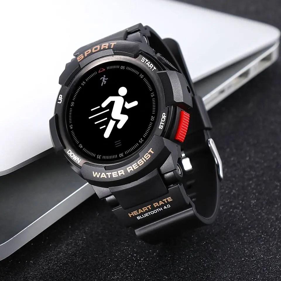 NO.1 F6: το αδιάβροχο smartwatch με αυτονομία 50 ημερών, ΤΩΡΑ στα 22€!