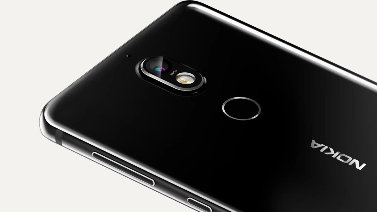 Nokia 7: δυνατή πρόταση, με 4GB + 64GB, Snapdragon 630 στα 172€!