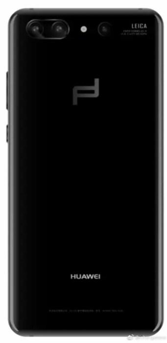 Huawei P20 Porsche Design