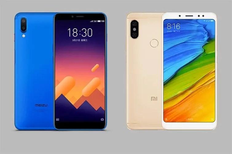 Meizu E3 vs Xiaomi Redmi Note 5 Pro: Ποιό έχει καλύτερες προδιαγραφές; (Poll)