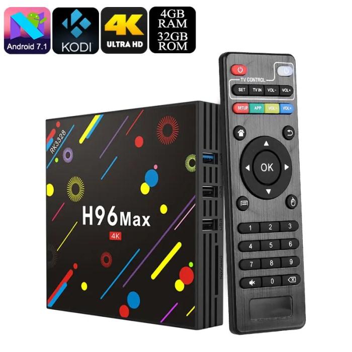 H96 Max TV Box