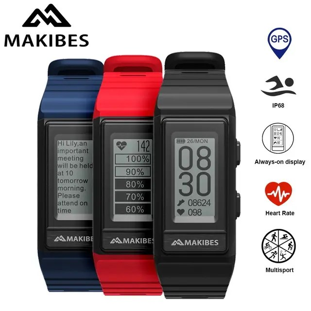 Makibes G03S Smart Bracelet