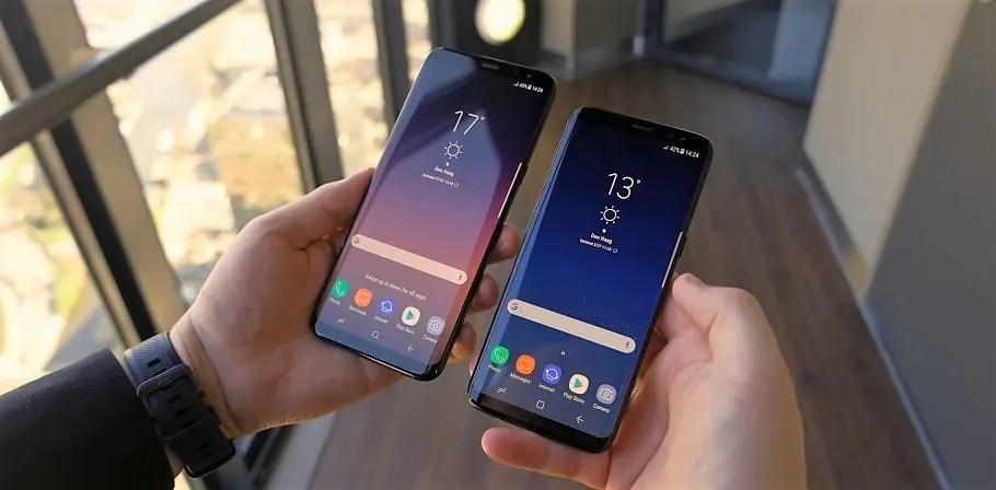 Samsung Galaxy S8 / S8+: νέο update διαθέσιμο, βελτιώνει την κάμερα