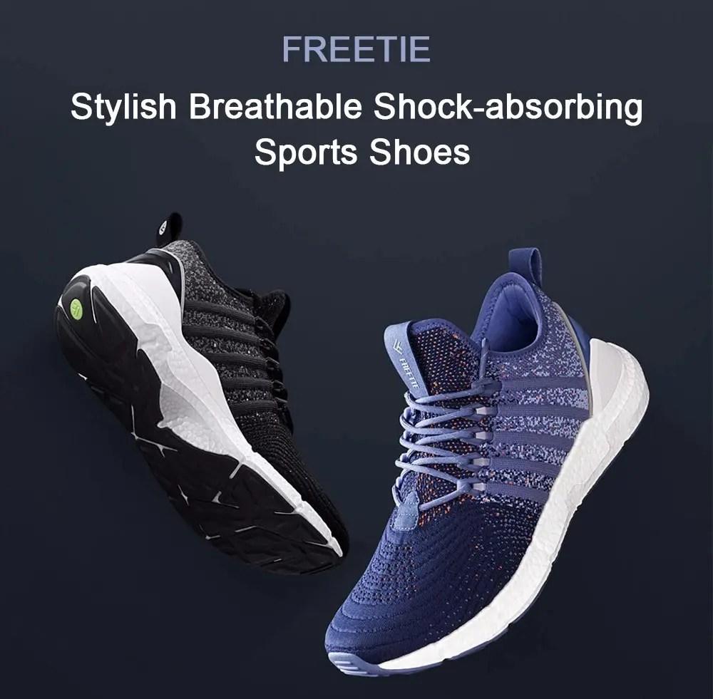 ba0632609d0 Xiaomi Mijia FREETIE Sneakers: τα ολοκαίνουρια αθλητικά παπούτσια ...