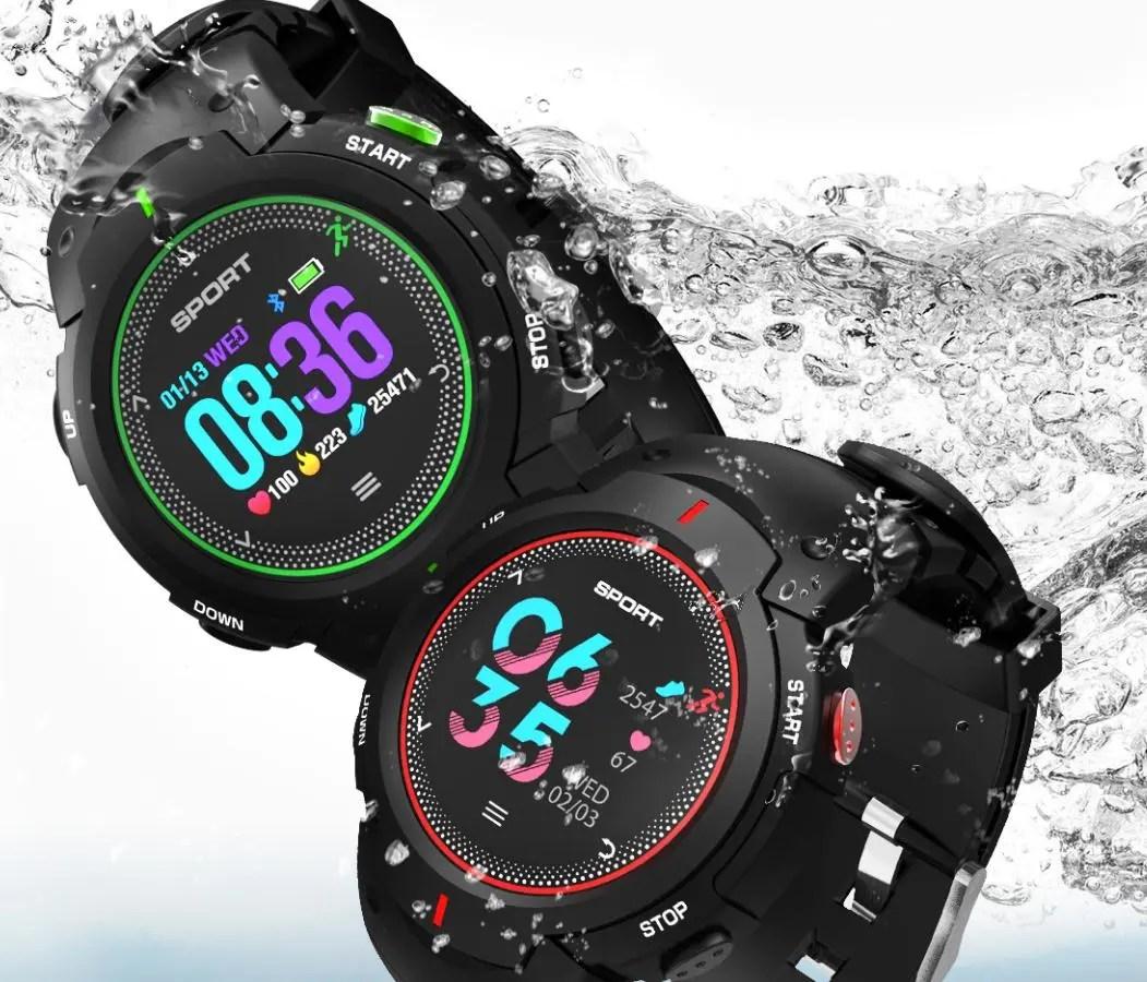 Gearbest: όλα τα NO.1 Smartwatches διαθέσιμα σε νέο flash sale!