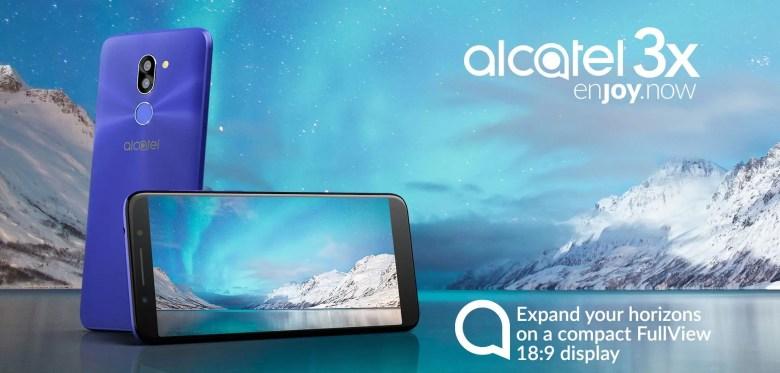 Alcatel 3X