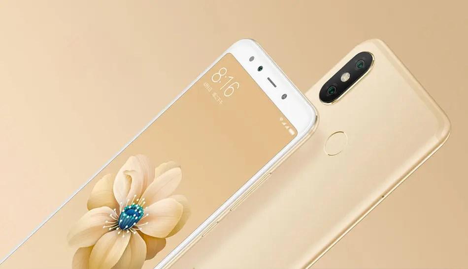 Xiaomi Mi A2: με AndroidOne, Global ROM και 4GB RAM, «χτυπήστε» το στα 158€!