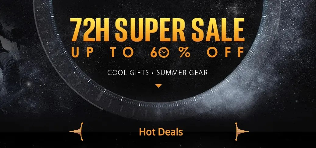 Gearbest Super Sale
