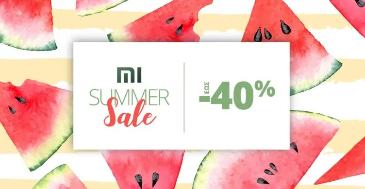 Mi Summer Sales