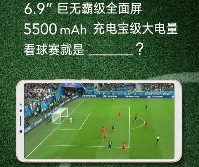 Xiaomi Mi Max 3: πλήρης αποκάλυψη σε νέο poster για το «θηρίο»