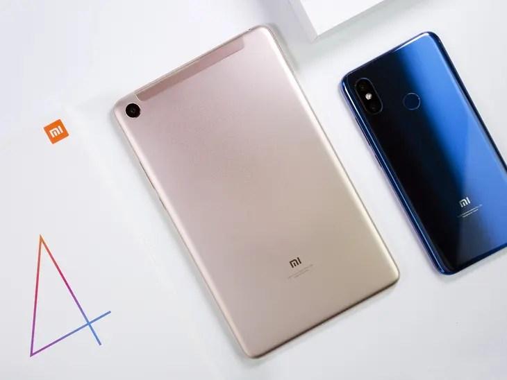 Xiaomi Mi Pad 4: το κορυφαίο tablet, με 3GB+32GB διαθέσιμο στα 158€!