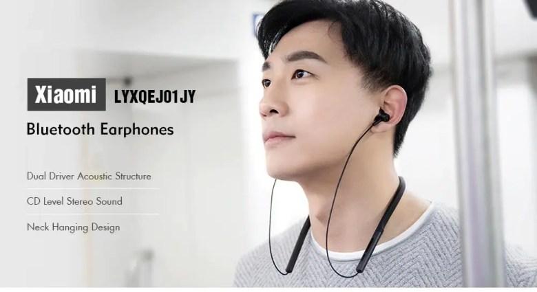 Xiaomi Bluetooth Earphones Necklace