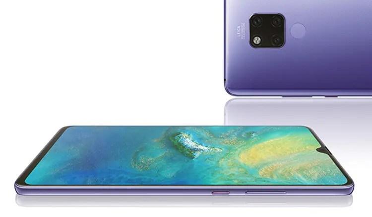 Huawei Mate 20 X 5G: Διέρρευσαν οι ειδικές προδιαγραφές του