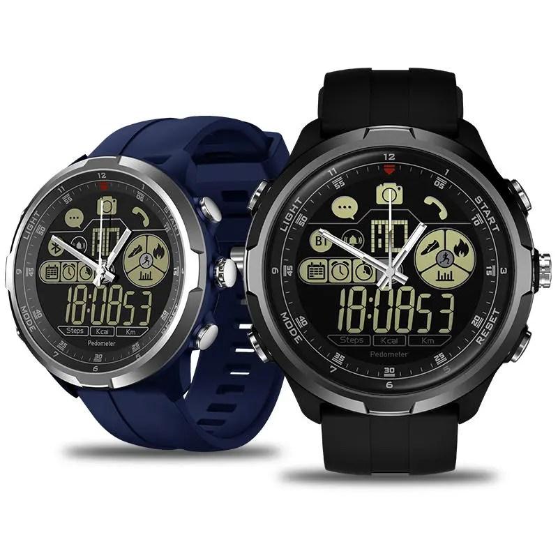 Zeblaze VIBE 4 HYBRID: νέο smartwatch με 24 μήνες αυτονομία, στα 22€!!