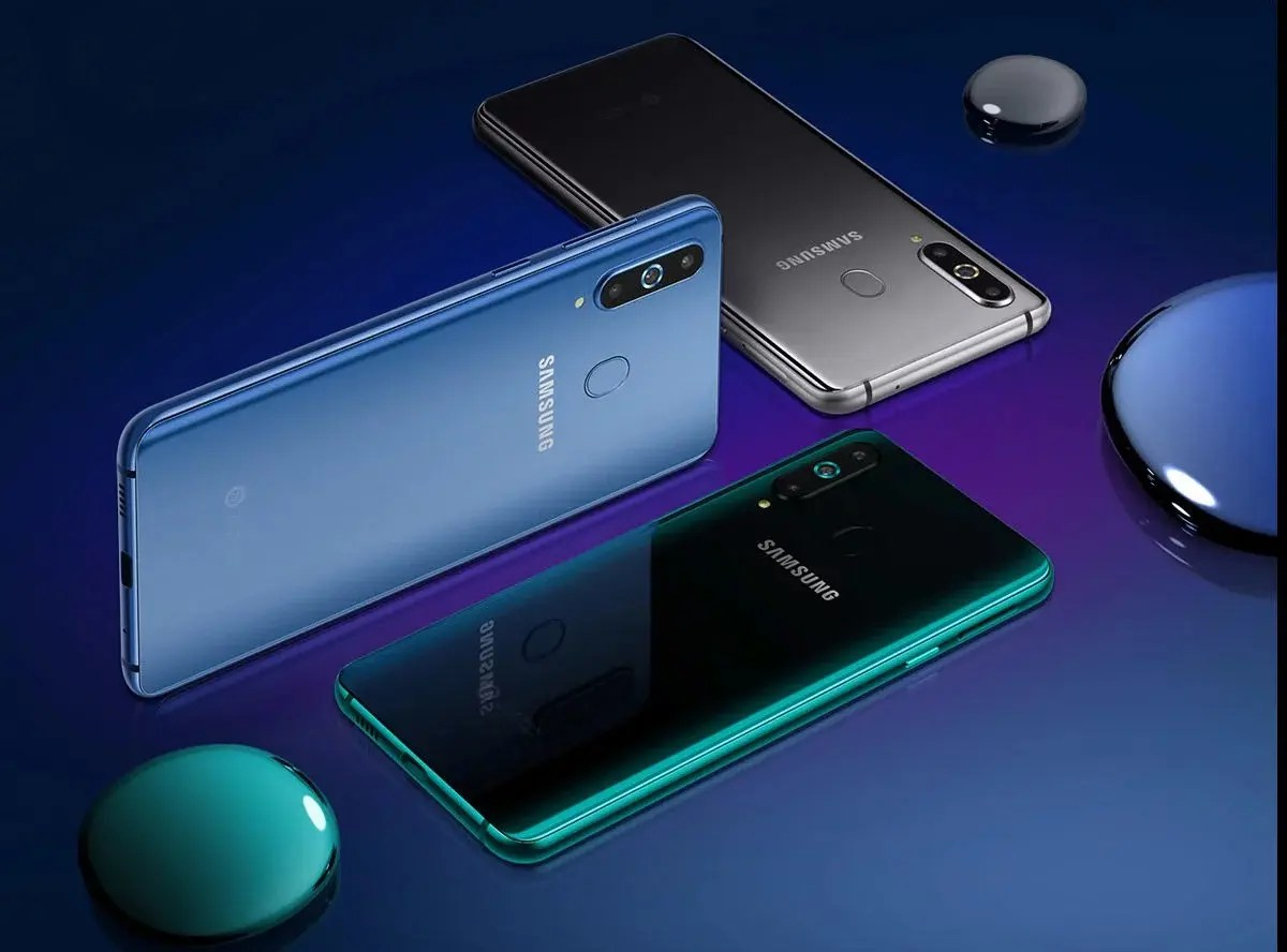 Galaxy A8s: Επίσημα το πρώτο παγκοσμίως τηλέφωνο με Infinity O οθόνη