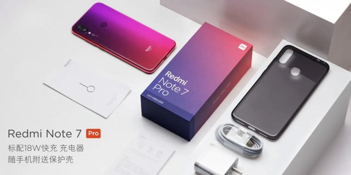 Xiaomi: «ξεχάστε» την Global έκδοση του Redmi Note 7 Pro!