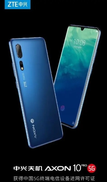Axon 10 Pro 5G