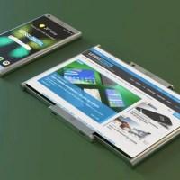 Samsung: δείτε καταπληκτική νέα πατέντα κινητού με pull-out οθόνη!