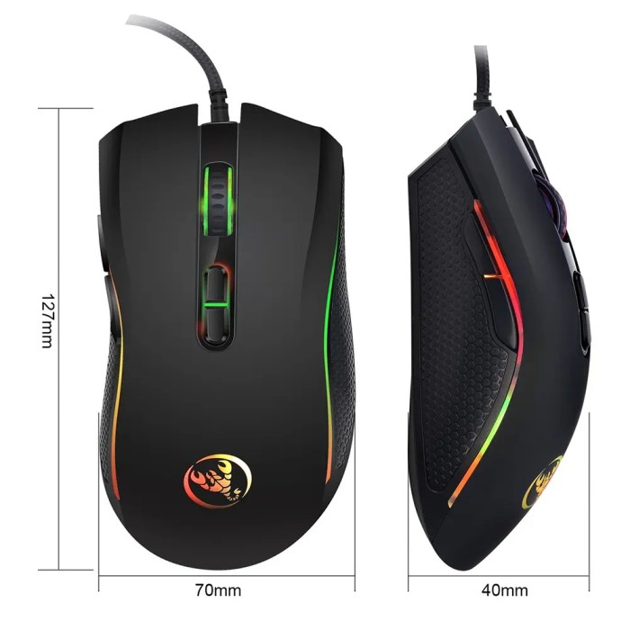 HXSJ Gaming mouse