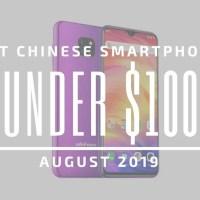 TOP: 5 hot κινέζικα smartphones κάτω από $100! (Αύγουστος 2019)