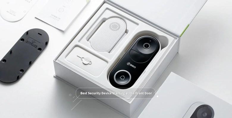 360 AI Doorbell