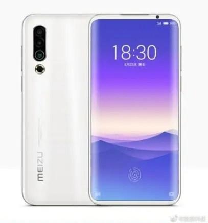 meizu 16s pro leak - Meizu 16s Entendido: vem com tela curvada 90hz e Snapdragon 855+! - GizChina, Grécia