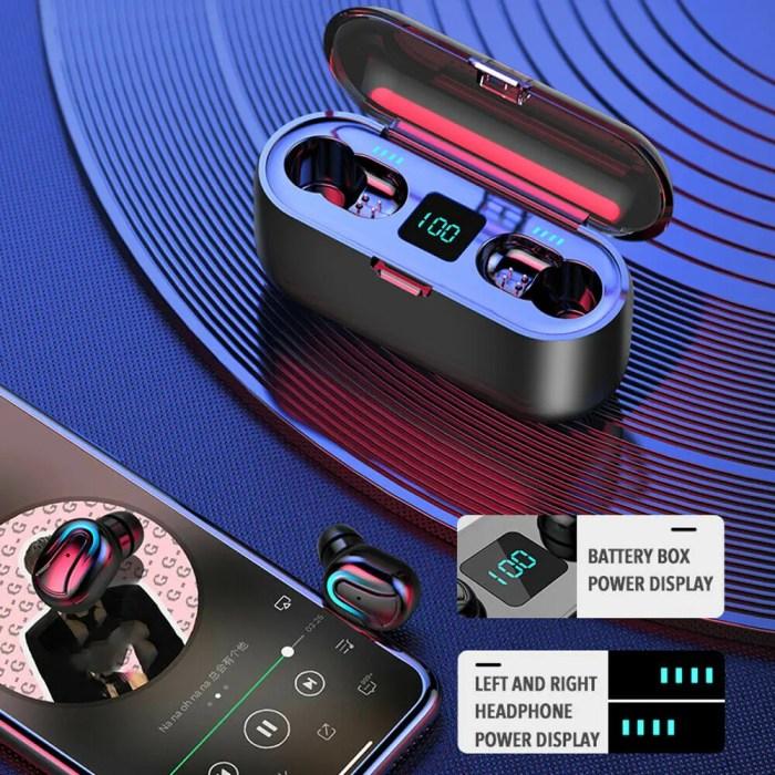 TWS 5.0 Wireless