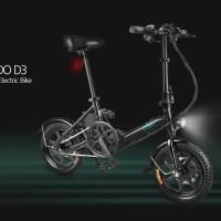 FIIDO D3 Folding Electric Bike: με ισχύ 250W από Ευρώπη, σε νέα τιμή!