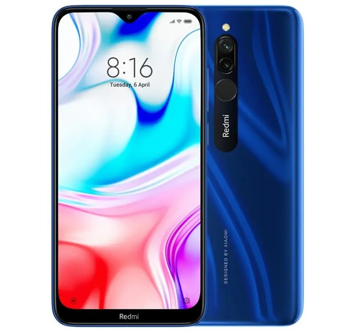 Redmi 8 2 - Redmi 8: official, with 5000mAh battery and dual camera at 102 €!