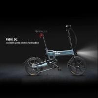 FIIDO D2 Folding Electric Bike: με ισχύ 250W από Ευρώπη - ιστορικό χαμηλό!