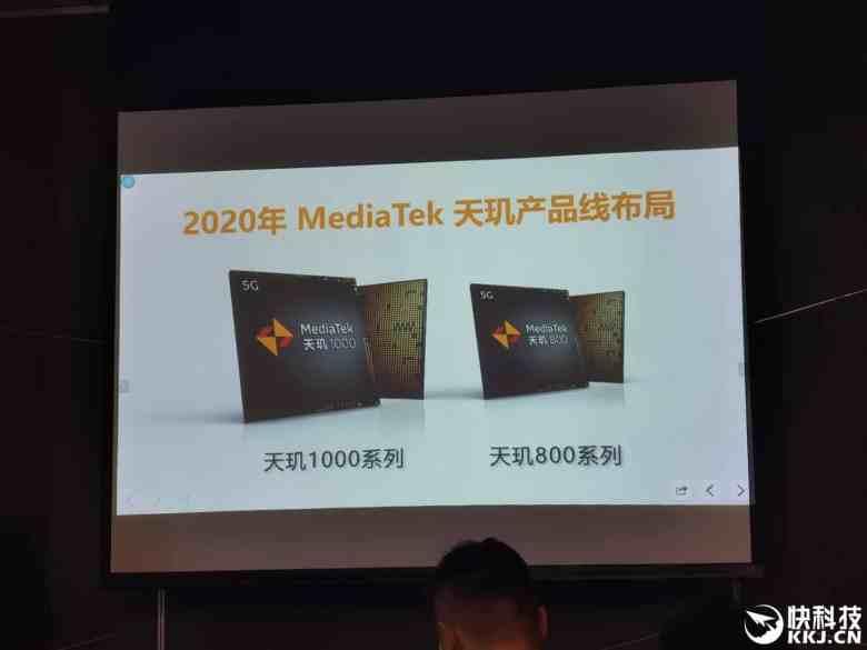 MediaTek Dimensity 800: επίσημο, έρχεται το δεύτερο τρίμηνο του 2020