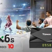 Tanix TX6s: με Android 10 (!), 4GB RAM σε δυνατή προσφορά!