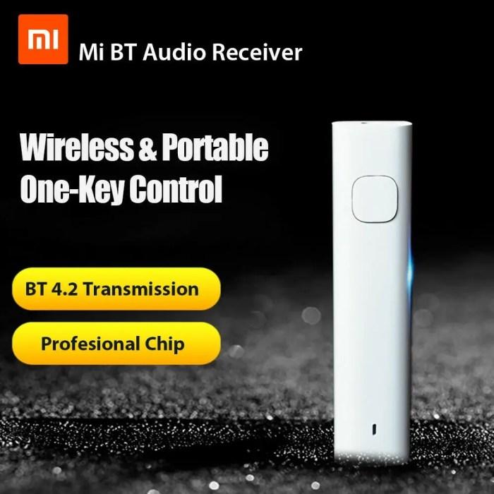 Xiaomi Wireless Bluetooth 4.2 Receiver