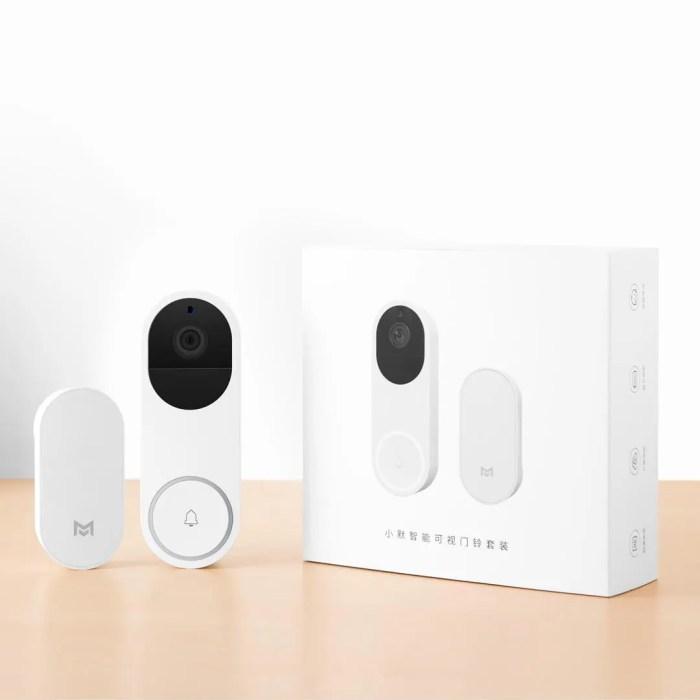 Mijia AI Doorbell
