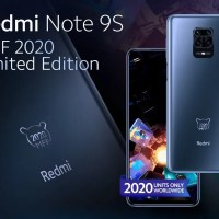 Xiaomi: Ανακοίνωσε το Redmi Note 9S MFF 2020 Limited Edition