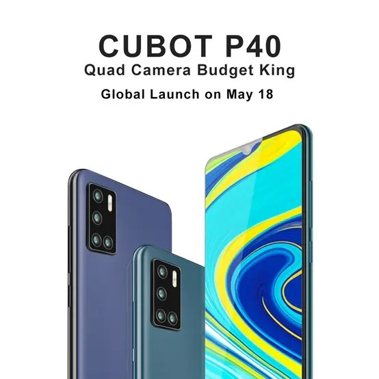 Cubot P40