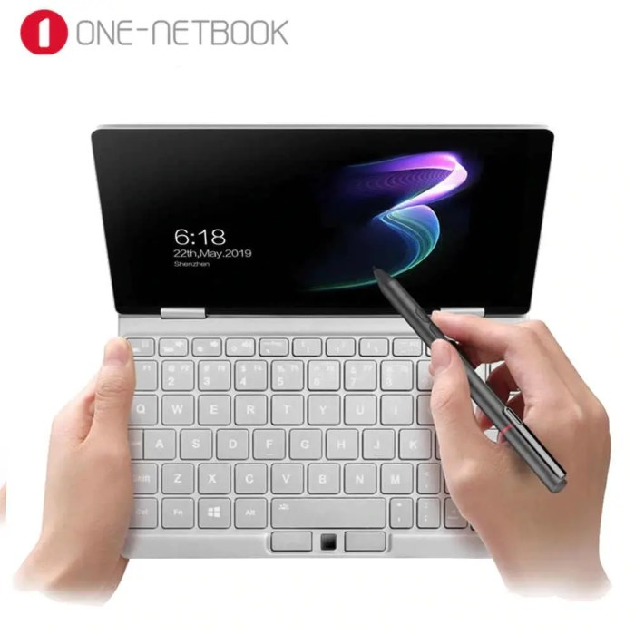 One Netbook Mix 3 Pro