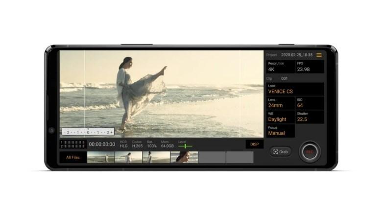 Sony Xperia 1 II