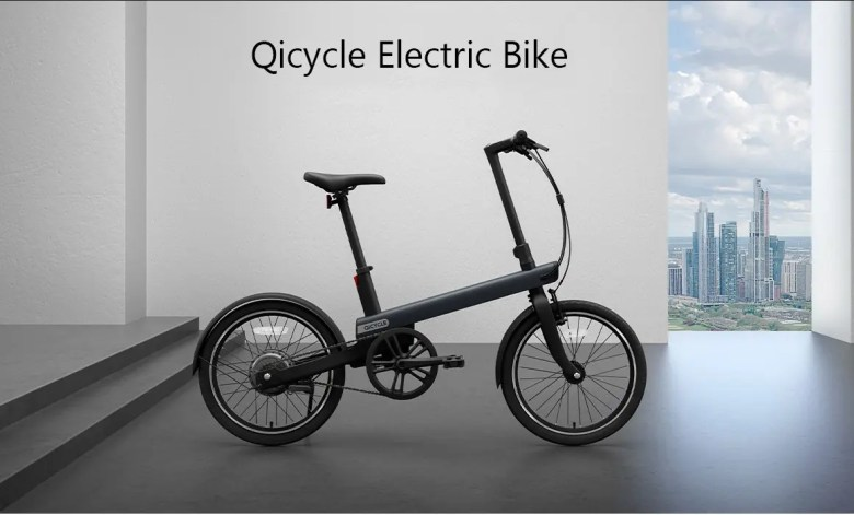 QiCYCLE Electric Bike