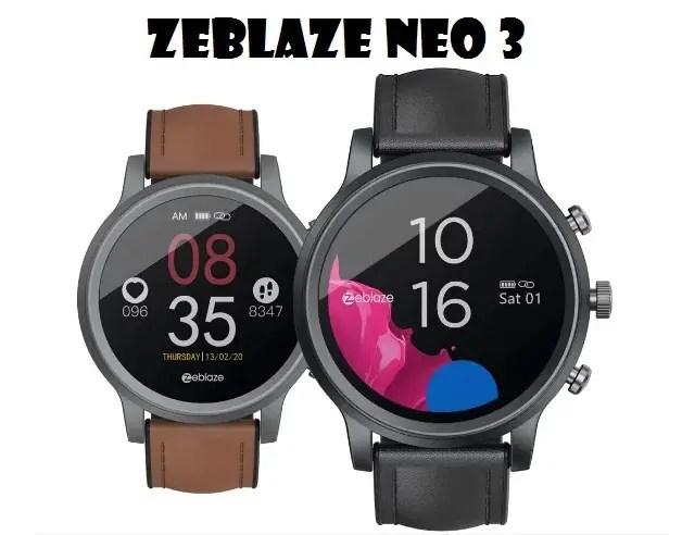 Zeblaze Neo 3