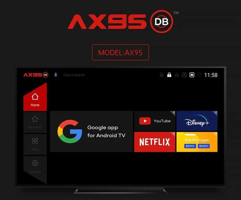 AX95 DB