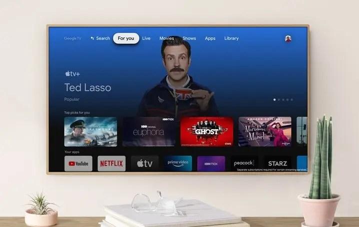 Apple TV on Google TV