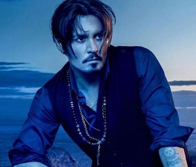 Johnny Depp: Η φωτογραφία από το νοσοκομείο